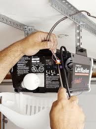 Garage door opener repair houston